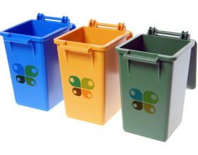 Progetto unitario di spazzamento, raccolta e trasporto rifiuti a livello di ARO